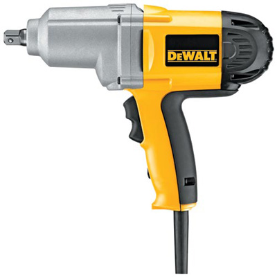 """1/2"""" (13mm) Impact Wrench with Detent Pin Anvil"""