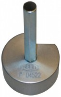 1in. Plastic Pipe Fitting Reamer