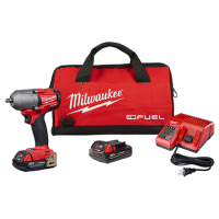 """M18 FUEL™ 3/8"""" Mid-Torque Impact Wrench w/ Friction Ring"""
