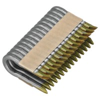 1-3/4 INCH 9 GA GALVANIZED BARBED FENCING STAPLES