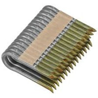 2 INCH 9 GA GALVANIZED BARBED FENCING STAPLES