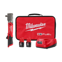 """M12 FUEL™ 1/2"""" Right Angle Impact Wrench w/ Pin Detent Kit"""