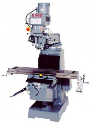 "Vertical ""Turret"" Milling Machine"