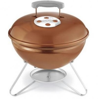 "Smokey Joe® 14"" Charcoal Grill - Copper"