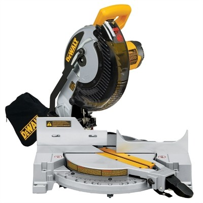"10"" (254m) Single Bevel Miter Saw"