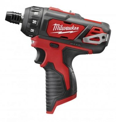 "M12 1/4"" Hex 2-Speed Screwdriver (Bare Tool)"