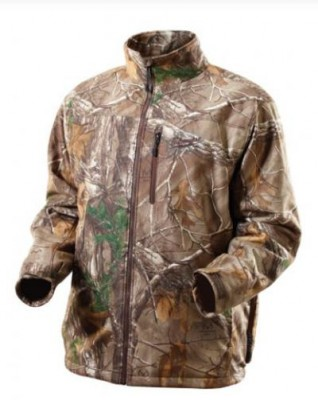 M12™ Cordless Realtree Xtra® Camo Heated Jacket Only - Small - (Jacket Only)