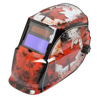 O'Canada Auto Darkening Welding Helmet - Variable 9-13