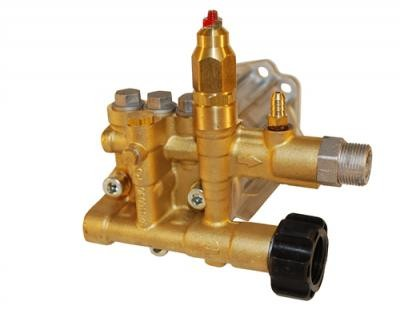 "3/4"" HORIZONTAL SHAFT PRESSURE WASHER PUMP"