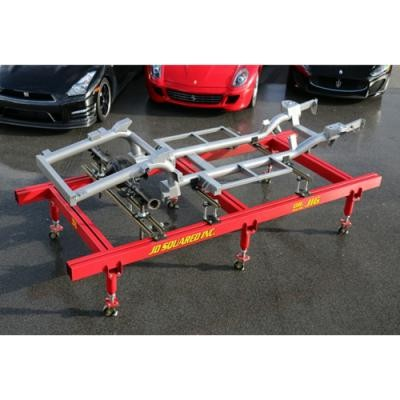 The Dr. Jig Dual Rail Chassis Jig