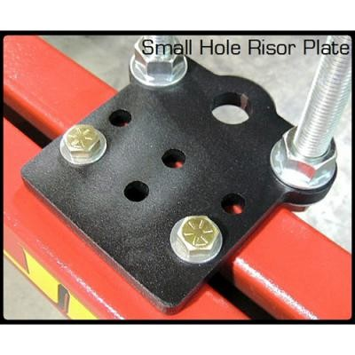 Small Hole Risor Plate