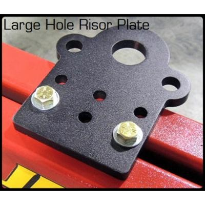 Large Hole Risor Plate