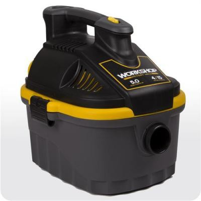 4 Gallon Portable Vac