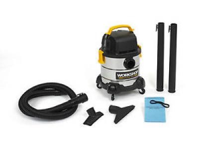 4 Gallon Stainless Steel Vac