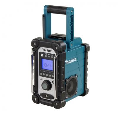 18V Cordless or Electric Jobsite Radio