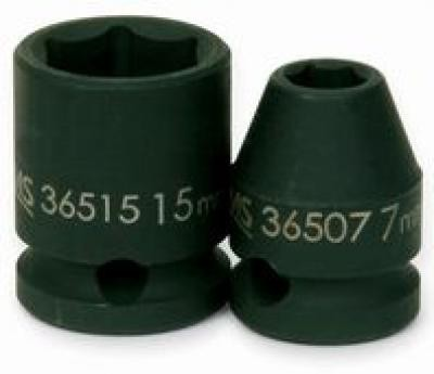 14MM Shallow 6 Point Impact Socket 3/8 Drive