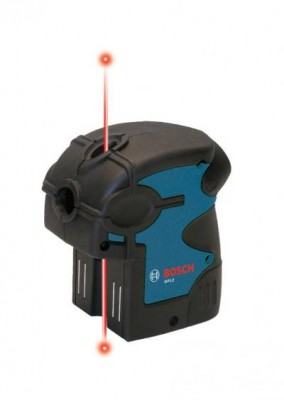 GPL 2 Self-leveling 2-Point Laser