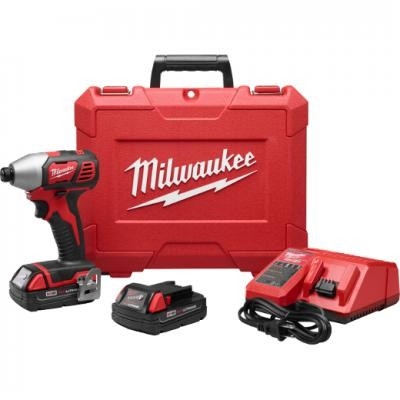 "M18™ 1/4"" HEX IMPACT DRIVER CP KIT"