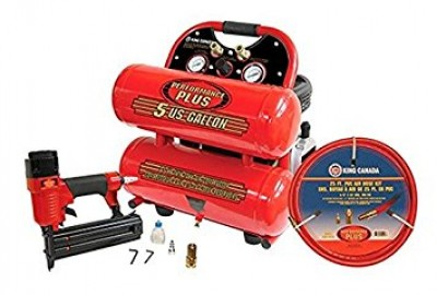 Air Compressor Combo Kit