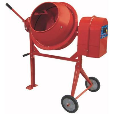 3.5-Cubic Feet Portable Cement Mixer