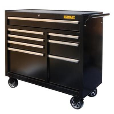 40 In. 8 Drawer Roller Cabinet