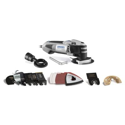 Multi-Max MM40-03 2.5 Amp Ultimate Oscillating Tool Kit with 29 Accessories