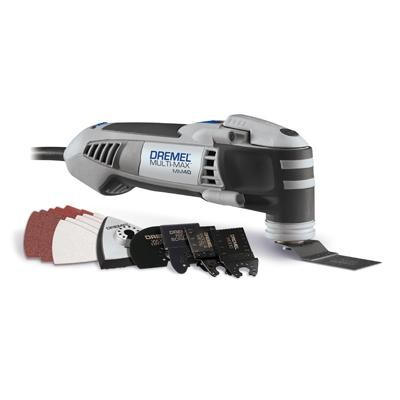 Multi-Max MM40-01 2.4 Amp Oscillating Tool Kit with 20 Accessories