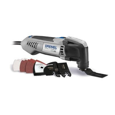 Multi-Max™ MM30-01 2.5 Amp Oscillating Tool Kit with 15 Accorires