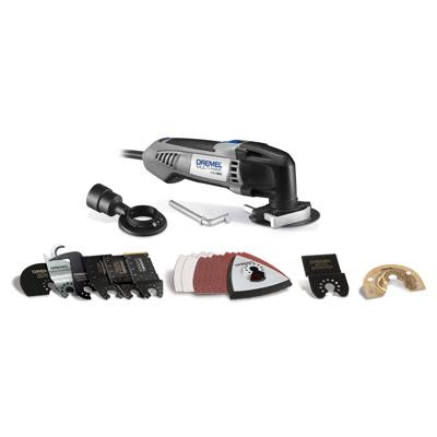 Multi-Max MM20-05 2.5 Amp Ultimate Oscillating Tool Kit with 29 Accessories