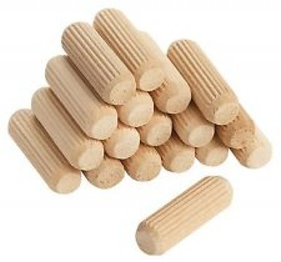 5/16-Inch by 1-1/2-Inch Fluted Dowel Pins, 36 pieces per Bag