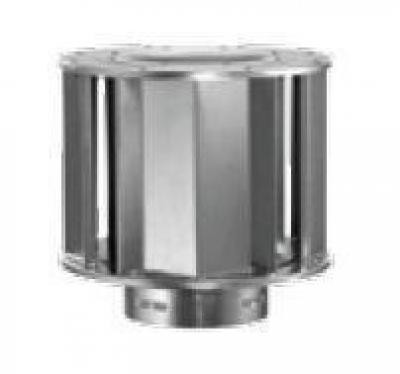 "6"" High Wind Vent Cap"