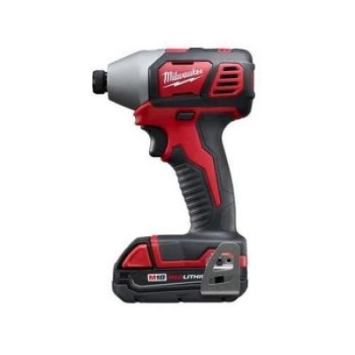 M18 18V Cordless Lithium-Ion 1/4 in. Hex Impact Driver