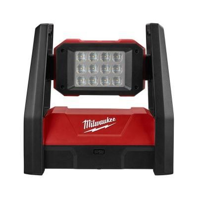 M18 18-Volt Lithium-Ion Cordless TRUEVIEW LED Flood Light (Bare Tool)