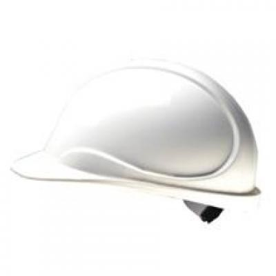 Wave ANSI Ratchet Suspension Hard Hat - White (81AR000WHT)