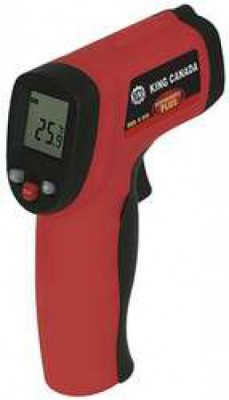 Infrared Digital Thermometer with Laser Pointer