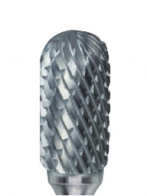 3/8 x 3/4 x 1/4 Carbide Bur, Double Cut, SC3 Type