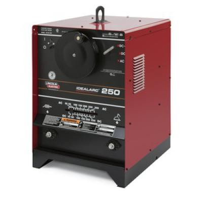 IDEALARC® 250 STICK WELDER WITH POWER FACTOR CAPACITORS