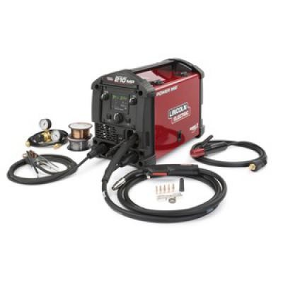 POWER MIG® 210 MP MULTI-PROCESS WELDER