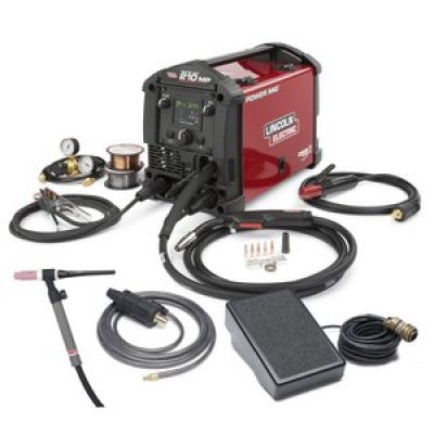 POWER MIG® 210 MP MULTI-PROCESS WELDER TIG ONE-PAK®