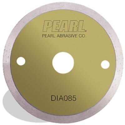 3-3/8 x 15mm Pearl P5™ Gen. Purpose Tile Blade for Cordless Saws, 4mm Rim