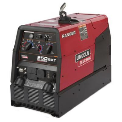 RANGER® 250 GXT ENGINE DRIVEN WELDER (W/ELECTRIC FUEL PUMP)