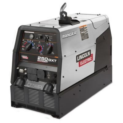 RANGER® 250 GXT ENGINE DRIVEN WELDER (W/ELECTRIC FUEL PUMP, STAINLESS ROOF/CASE SIDES)