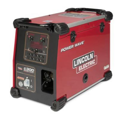 POWER WAVE® C300 ADVANCED PROCESS WELDER
