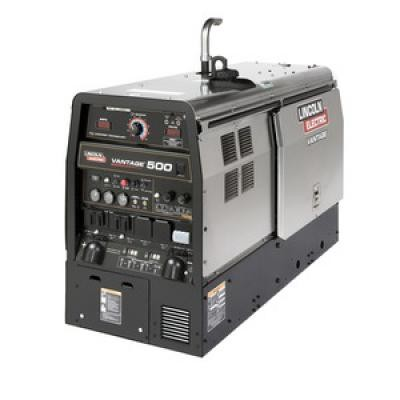 VANTAGE® 500 ENGINE DRIVEN WELDER (PERKINS®) COMPACT CASE (EXPORT ONLY)