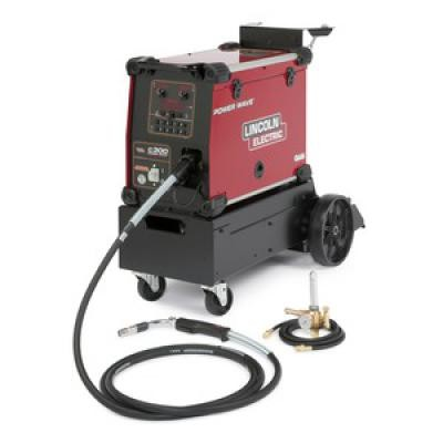 POWER WAVE® C300 ADVANCED PROCESS WELDER STEEL READY-PAK®