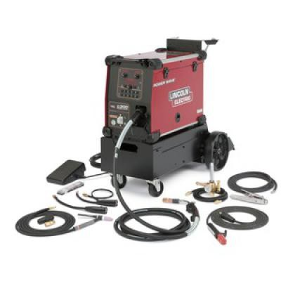 POWER WAVE® C300 ADVANCED PROCESS WELDER MULTI-PURPOSE EDUCATIONAL READY-PAK®