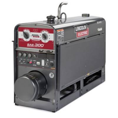 SAE-300® ENGINE DRIVEN WELDER (PERKINS®) (EXPORT ONLY)