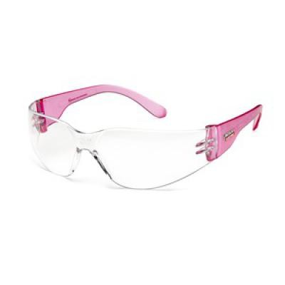 WOMEN'S STARLITE CLEAR SAFETY GLASSES - M