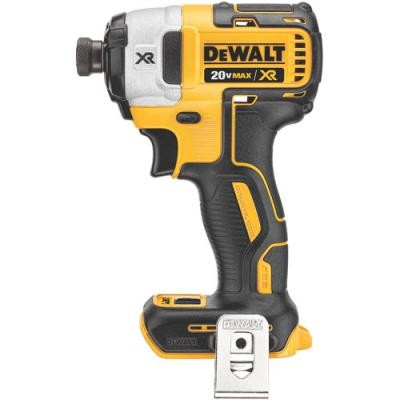 """20V MAX* XR Brushless 1/4"""" 3-Speed Impact Driver (Bare) - (DCF886B replacement)"""