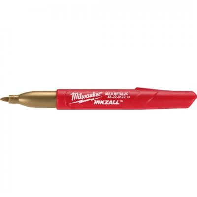 2PK INKZALL™ Gold Fine Point Markers